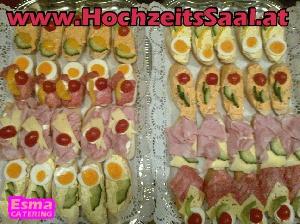 Hochzeitssaal Wien Catering Kalte Platten