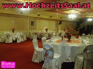 Hochzeitssaal Wien Catering Festsaal EventLocation