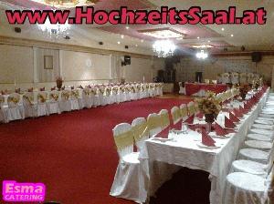 Hochzeitscatering Wien | Dekorationen für jede Location